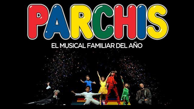 Cumpleanos Feliz Parchis Remix.Parchis En El Mundo Magico Mono De Teatro
